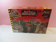Jurassic Park III 3 JP3 Raptor Attack Playset MIB Command Center NEW SEALED