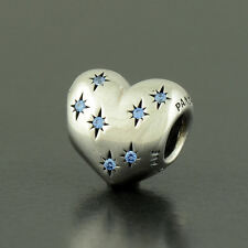 New Genuine Authentic Pandora Disney Cinderella Dream Heart Charm 791593CFL