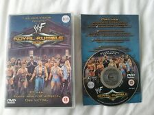 WWF - Royal Rumble 2001 (DVD, 2001) WWE
