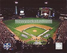 New York Mets- 2000 World Series Opener -Shea Stadium -Aerial View