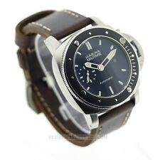 Parnis Marina Militaire 45mm Automatic Sub Pam Style Watch NEW