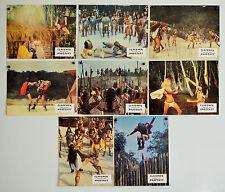 SUPERMEN CONTRE LES AMAZONES-1975-BRESCIA- Jeu B 8 photos