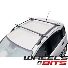 SAAB 9-3 ESTATE SPORT HATCH 05-12 ROOF RAIL BARS LOCKING TYPE 60 KG LOAD RATED