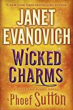 Lizzy and Diesel: Wicked Charms 3 by Phoef Sutton and Janet Evanovich (2015,..,(