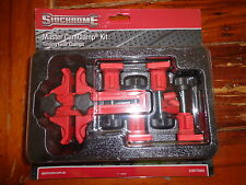Sidchrome Master Cam Clamps Kit Timing Gear Clamps,Single,Twin or Quad Cam,70900