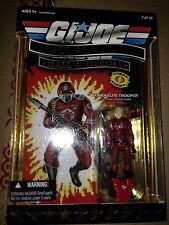 GI Joe Hall Of Heroes Arah Cobra Crimson Guard MISB New