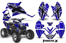 POLARIS OUTLAW 90 GRAPHICS KIT CREATORX DECALS STICKERS TXWBL