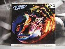 HAPPY DAZE VOLUME TWO LP EXCELLENT 1991 THE CURE CHAPTERHOUSE DINOSAUR JR LUSH