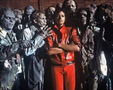 Thriller Michael Jackson Zombies #2 10x8 Photo