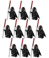 10 NEW LEGO STAR WARS SHADOW GUARD MINIFIG LOT 75079 black imperial figure clone