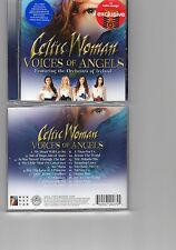 CELTIC WOMAN - VOICES OF ANGELS (CD 2016) NEW * 2 BONUS TRACKS *