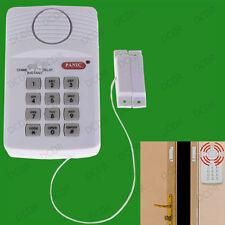 Security Keypad Alarm System, Great For Doors, Sheds, Garages Or Sliding Doors
