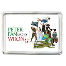 Peter Pan Goes Wrong. The Play. Fridge Magnet.