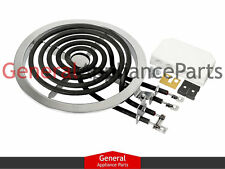"GE Hotpoint Range Stove Cooktop 8"" Burner Kit WB30X354 WB30X354R WB30X0354"