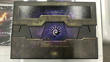 STARCRAFT II 2 heart of swarm collector's edition Soundtrack,mause mat, box dvd