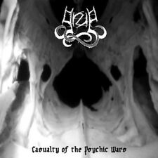 Grue - Casualty of the Psychic Wars CD 2013 traditional black metal