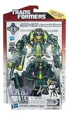 Transforme​rs Hasbro Generation​s IDW Thrilling Deluxe Mini-Con Assault Team UK
