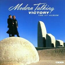 MODERN TALKING: VICTORY: THE 11TH ALBUM – 15 TRACK CD
