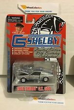 1968 Shelby GT 500 * SILVER * 2006 Shelby Collectibles 1:64 scale * H143