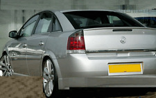 VAUXHALL VECTRA 2002-2008 BOOT LIP SPOILER UK SELLER
