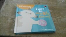 Time to Wash Faces!: Story 3 by BBC (Board book, 2007)