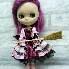 1/6 Bjd Dollfie Momoko Blythe Pullip Hujoo DAL Doll Miniature -- Mini Corn Broom