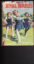 CONSTANCE HARVEY - THE RIVAL HOUSES : A SCHOOL STORY   c1940's