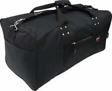 "42"" Black Large Duffle/ Camping/ Sports/ Traveling bag FREE SHIPPING"