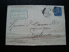 FRANCE - lettre 1880 (cy34) french