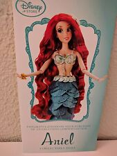 Disney Store The Little Mermaid Ariel Limited Edition Doll Voucher Folder Only