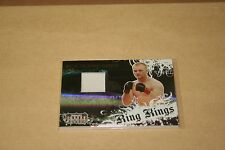 Martin Kampmann  2008 Donruss Americana Ring Kings Swatch # RK-MK # 250/400