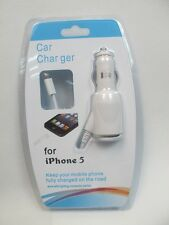 Premium Fast Car Charger & cable For Apple iPhone 5,,iPad mini,,iPod touch