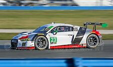 Audi R8 LMS GT3 GTD at the Rolex 24 at Daytona Race Car Photo CA-1390