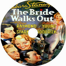 The Bride Walks Out - Barbara Stanwyck Gene Raymond Robert Young  Rare 1936