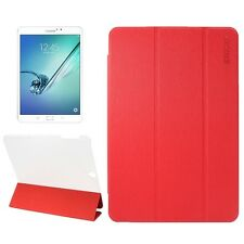 ENKAY Smartcover Rouge pour Samsung Galaxy Tab S3 9.7 T820 T825