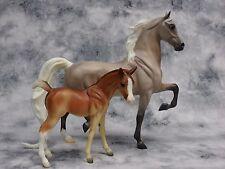 Breyer * Color Crazy Mare & Foal * 1326 Rejoice Amber Traditional Model Horse