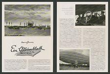 Luftfahrt Eugen von Frauenholz Zeppelin Z 1 Landung München Oberwiesenfeld 1909