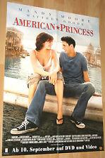 American princess Filmplakat / Poster A1 60x84cm