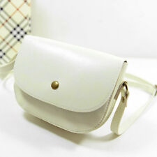 Retro Women Messenger Bags Chain Lady Shoulder Bag Leather Crossbody Handbags