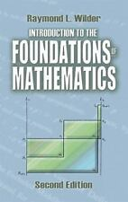 Introduction to the Foundations of Mathematics: Second Edition (Dover Books on M