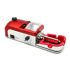 Electric Cigarette Rolling Machine Tobacco Roller Auto Injector Maker