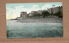 1911 Tinted card Weston Super Mare posted card  Br1