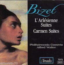 BIZET L' Arlesienne Suites / Carmen Suites CD - Amadis
