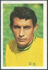 FKS 1970-MEXICO 70 WORLD CUP #060-BRAZIL-WILSON PIAZZA
