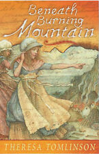 Beneath Burning Mountain, Tomlinson, Theresa, New Book