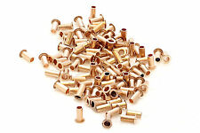 200x best quality pcb copper via vias  through hole rivets 0.4- 0.6 REGISTERED