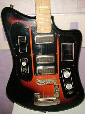 FORMANTA ELECTRIC GUITAR 6 STRING 1978's USSR SOVIET VINTAGE