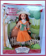 NEW ANNE OF GREEN GABLES DOLL I DREAM READ SERIES L. M. MONTGOMERY FREE WRAPPING
