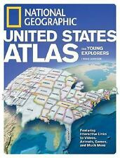 United States Atlas for Young Explorers by U. S. National Geographic Society...