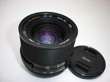 TAMRON Adaptall 35-70mm F 3.5 CF Macro lens  BBAR MC. 17A (no adapt.) SN2051025